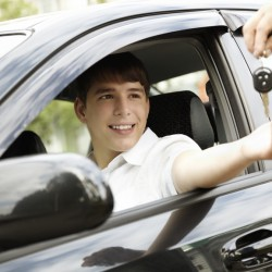 Jeune conducteur assurance